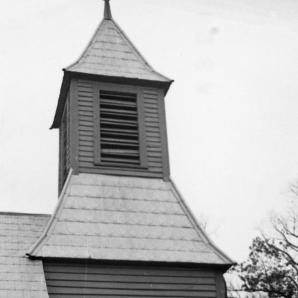 Tower, St. David's Episcopal Church, Washington County, North Carolina