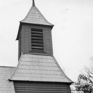 Tower, St. David's Episcopal Church, Washington County, North Carolina