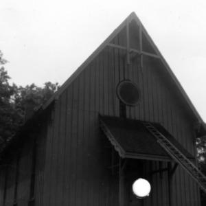 View, St. Athanasius Episcopal Church, Burlington, North Carolina