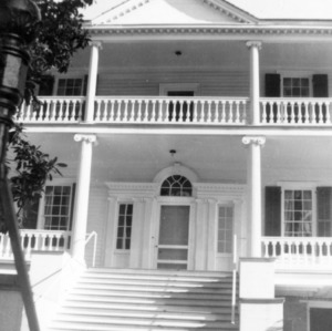 Front view, Burgwin-Wright House, Wilmington, North Carolina