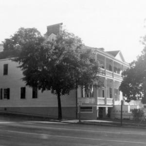 View, Burgwin-Wright House, Wilmington, North Carolina