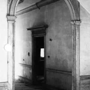 Interior view, Little Manor, Littleton, North Carolina