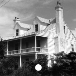 View, Hammock House, Beaufort, North Carolina