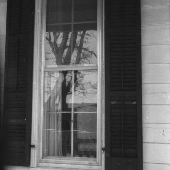 Window, Jacob Henry House, Beaufort, North Carolina