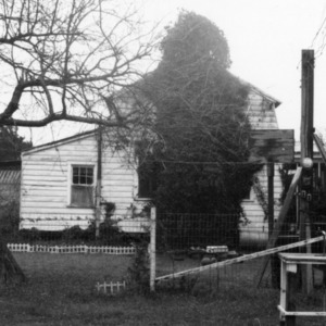 Side view, Balsum House, Beaufort, North Carolina