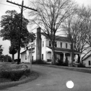 View, Julian House, Franklinville, North Carolina