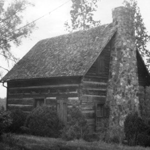 Outbuilding, White Oak, Mecklenburg County, North Carolina