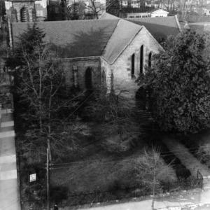 View, Christ Church, Raleigh, North Carolina