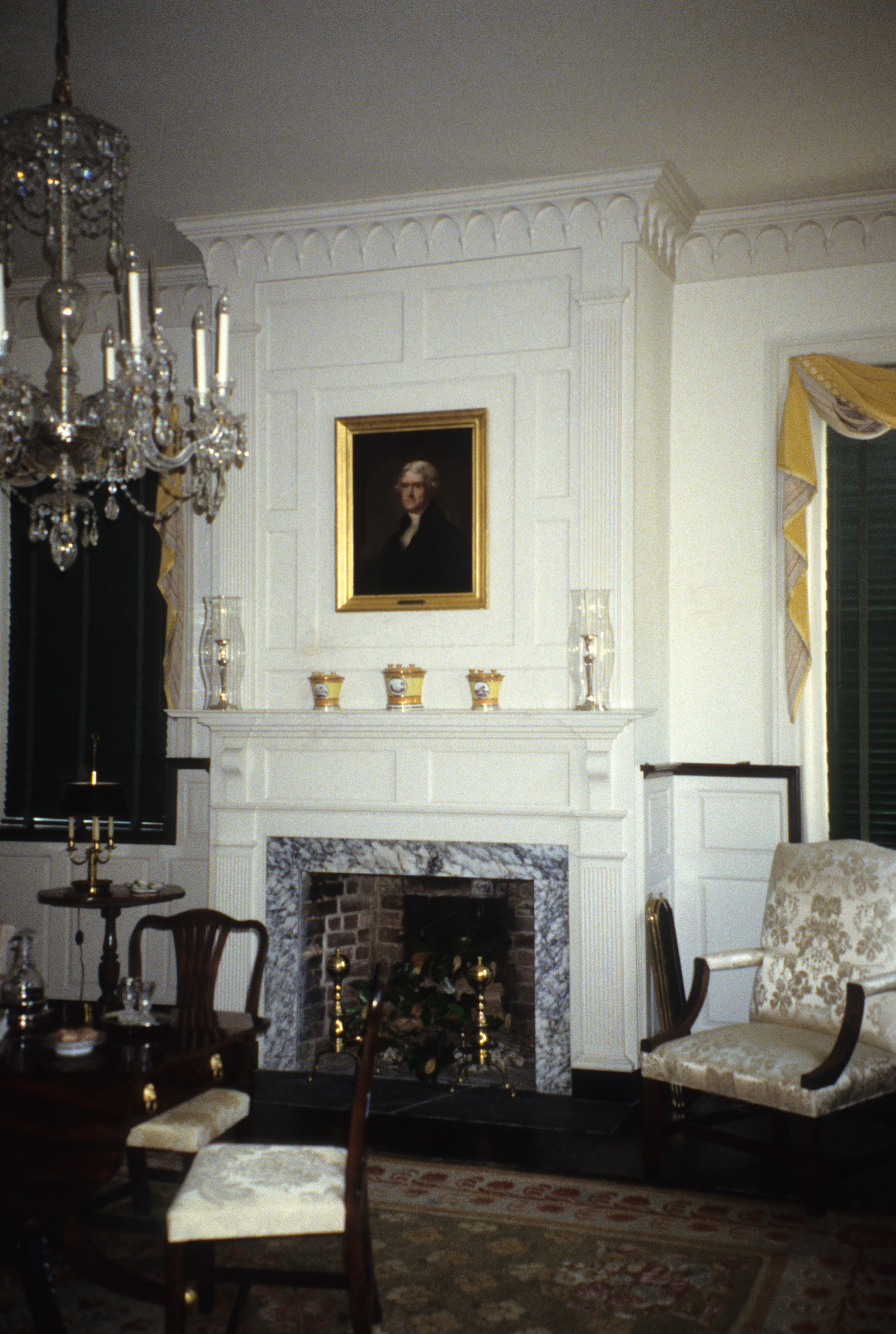 Interior View With Fireplace Ayr Mount Hillsborough
