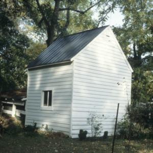 Outbuilding, Powell House, Wake County, North Carolina