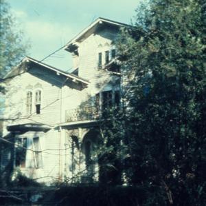 Partial view, Dunleith, Greensboro, Guilford County, North Carolina