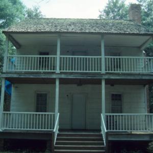 View, Harmony Hall, Bladen County, North Carolina