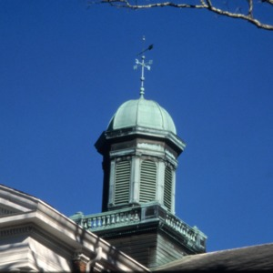 Cupola, Biltmore School, Asheville, Buncombe County, North Carolina