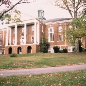 View, Biltmore School, Asheville, Buncombe County, North Carolina