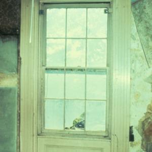 Window, Ravenscroft School, Asheville, Buncombe County, North Carolina