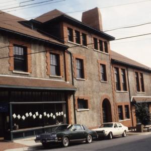 View, YMI Building, Asheville, Buncombe County, North Carolina