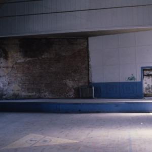 Interior view, YMI Building, Asheville, Buncombe County, North Carolina