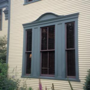 Window, Richmond Hill, Buncombe County, North Carolina