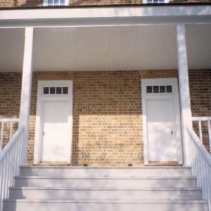Entrance, Quaker Meadows, Burke County, North Carolina