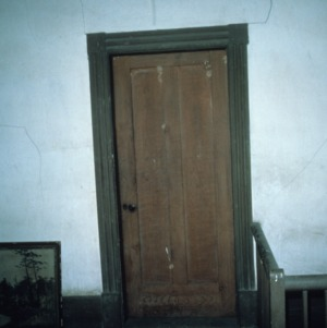 Doorway, Favoni, Cabarrus County, North Carolina