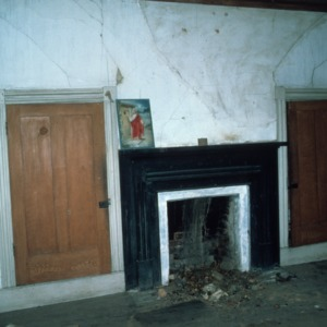 Interior view, Favoni, Cabarrus County, North Carolina