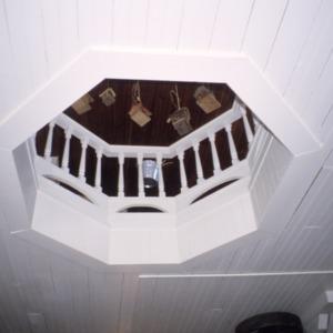 Interior view, Murray's Mill, Catawba County, North Carolina
