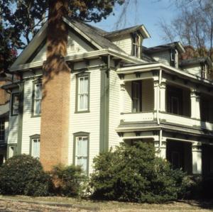 Side view, Maple Grove, Hickory, Catawba County, North Carolina