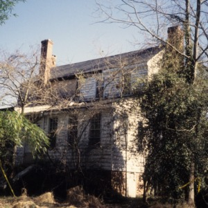 Front view, Kelvin, Pittsboro, Chatham County, North Carolina