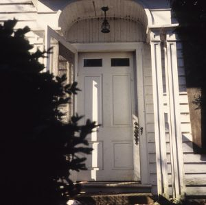 Doorway, Kelvin, Pittsboro, Chatham County, North Carolina