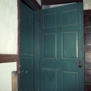 Doorway, Clear Springs, Craven County, North Carolina