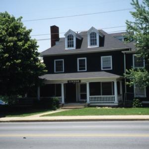 View, House, Merrimon Avenue Houses, Buncombe County, North Carolina