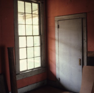 Interior view, Hapholdt House, Morganton, Burke County, North Carolina