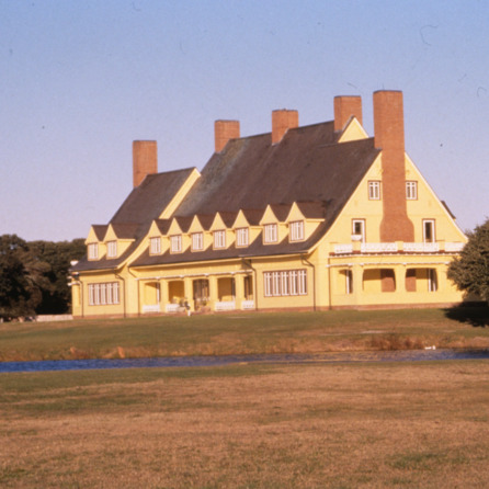 View, Whalehead Club, Corolla, Currituck County, North Carolina