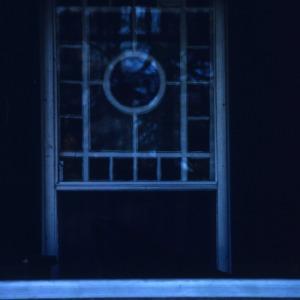 Window, George W. Wall House, Wallburg, Davidson County, North Carolina