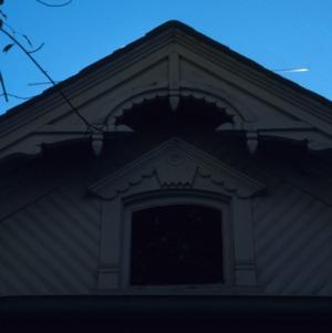 Gable, George W. Wall House, Wallburg, Davidson County, North Carolina