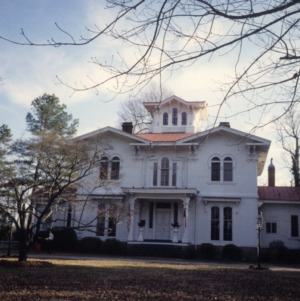 Front view, Coolmore, Edgecombe County, North Carolina