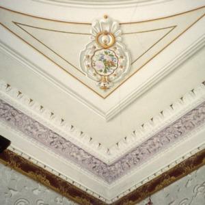 Interior detail, Coolmore, Edgecombe County, North Carolina