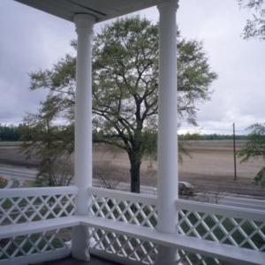 Porch, Wilkinson-Dozier House, Edgecombe County, North Carolina