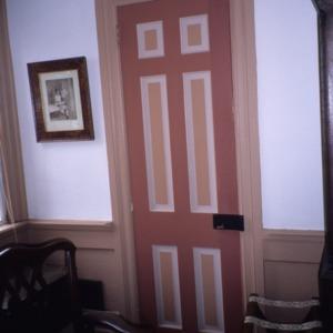 Doorway, Wilkinson-Dozier House, Edgecombe County, North Carolina