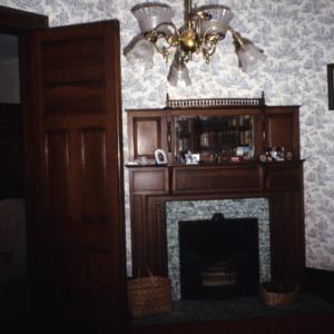 Interior view, Hylehurst, Winston-Salem, Forsyth County, North Carolina