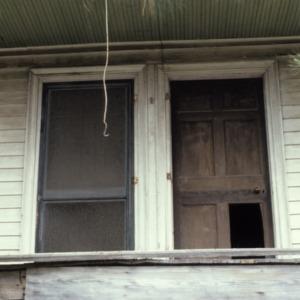 Doorways, Massenburg Plantation (Woodleaf Plantation), Franklin County, North Carolina
