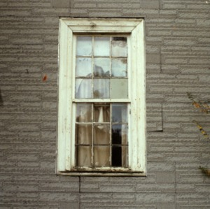 Window, Buckland, Buckland, Gates County, North Carolina