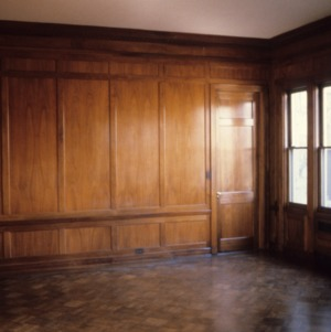 Interior view, Latham-Baker House, Greensboro, Guilford County, North Carolina