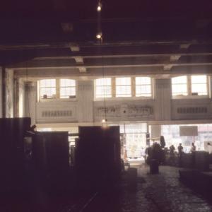 Interior view, S. H. Kress and Company Building, Greensboro, Guilford County, North Carolina