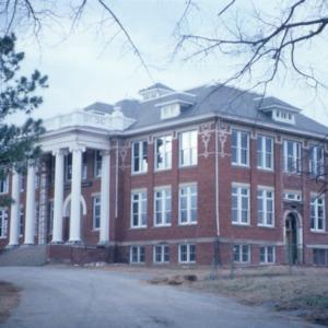 View, Jamestown Public School, Jamestown, Guilford County, North Carolina