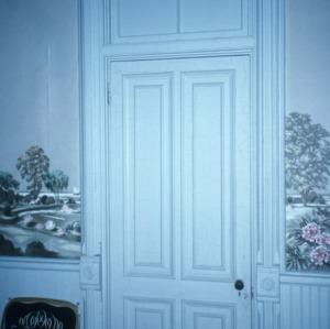 Doorway, Hoffman-Bowers-Josey-Riddick House, Scotland Neck, Halifax County, North Carolina