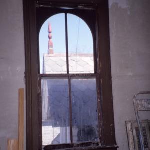Window, Hoffman-Bowers-Josey-Riddick House, Scotland Neck, Halifax County, North Carolina