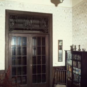 Doorway, The Cellars, Enfield, Halifax County, North Carolina