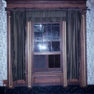 Window, Myrick-Yeates-Vaughn House, Murfreesboro, Hertford County, North Carolina