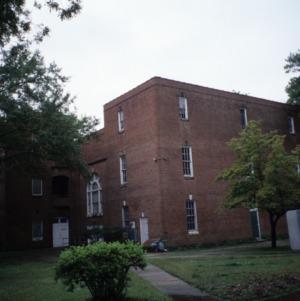 View, Grainger High School, Kinston, Lenoir County, North Carolina